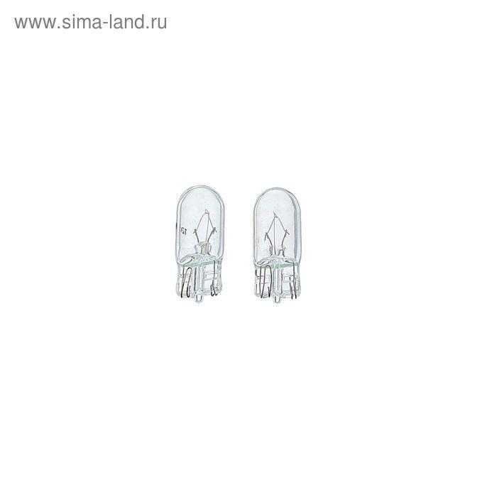 Галогенная лампа TORSO T10 W5W, 3300 K, 12 В, 2 шт.