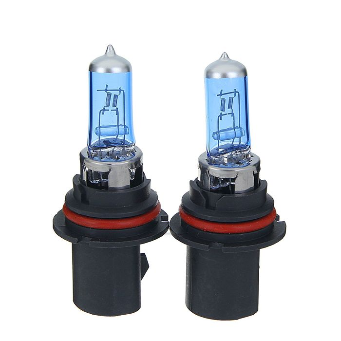 Комплект галогенных  ламп TORSO HB5, 4200 K, 12 В, 65/55 Вт, 2 шт., SUPER WHITE
