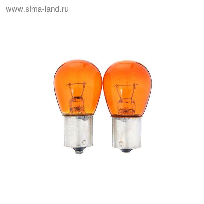 Галогенная лампа TORSO PY21W, 3300 K, 12 В, 2 шт.