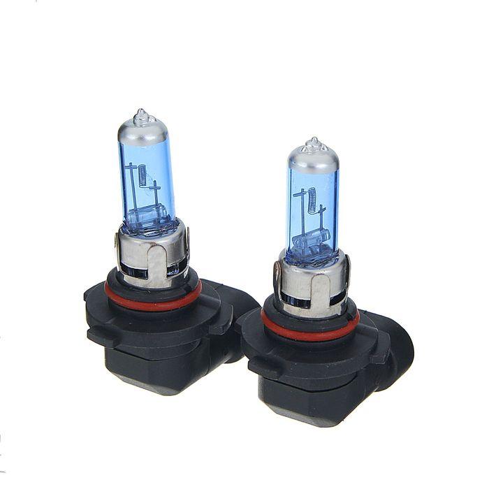 Комплект галогенных  ламп TORSO H10, 4200 K, 12 В, 42 Вт, 2 шт., SUPER WHITE