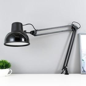 Светильник настольный Бета-К (без лампы) (МС,Е27, 60 Вт, 220 В) Черный