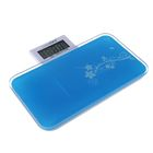 Весы напольные LuazON LVP-1803, электронные, до 150 кг, синие