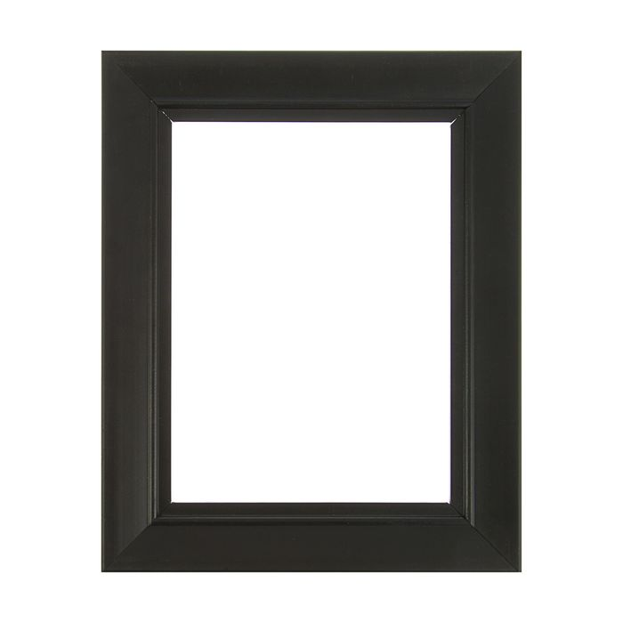 Рама для зеркал и картин, 18х24х4 см, цвет чёрный