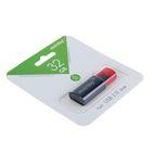 Флешка USB2.0 Smartbuy Click, 32 Гб, чт до 25 Мб/с, зап до 15 Мб/с, чёрная