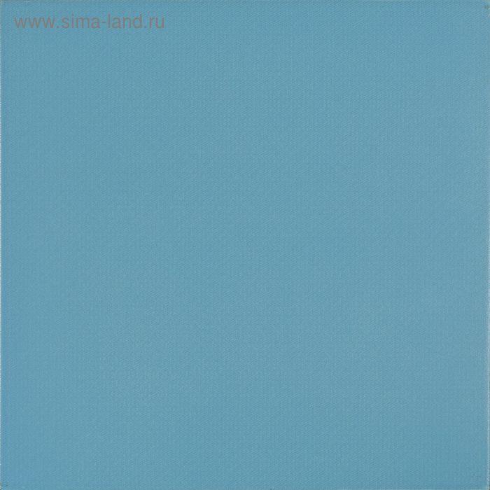 """Керамогранит глазурованный """"Николь"""", голубой, 300х300 мм"""