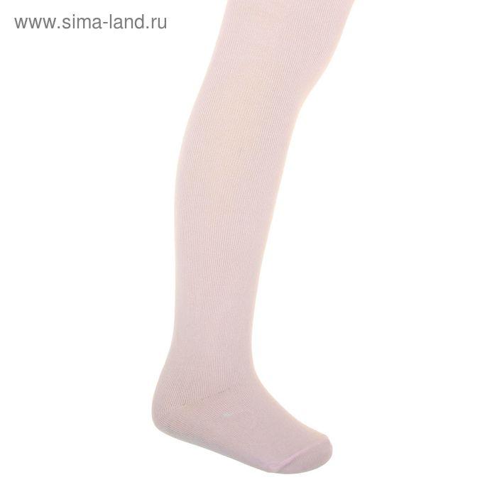 Колготки детские, размер 17, рост 116-122 см, 6-7 лет, цвет розовый