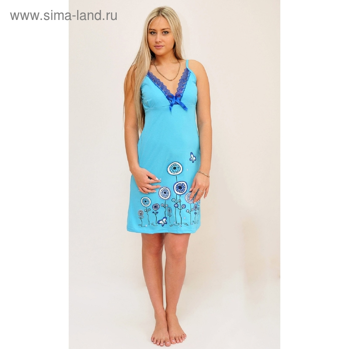 Сорочка женская СИ-45 МИКС, р-р 52
