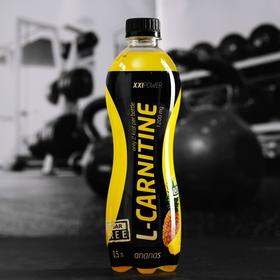 "Напиток XXI век ""L-Карнитин"" ананас 0,5 л"