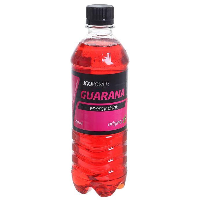 """Напиток XXI POWER """"Гуарана"""" 0,5л"""