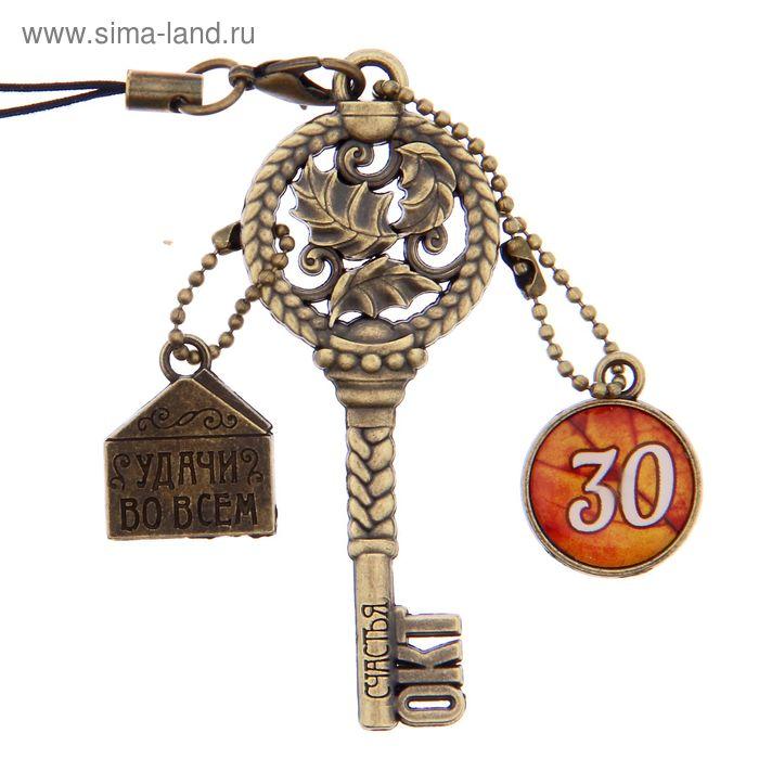 """Ключ сувенирный """"30 Октября"""", серия 365 дней"""