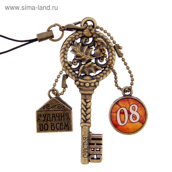 """Ключ сувенирный """"8 Сентября"""", серия 365 дней"""