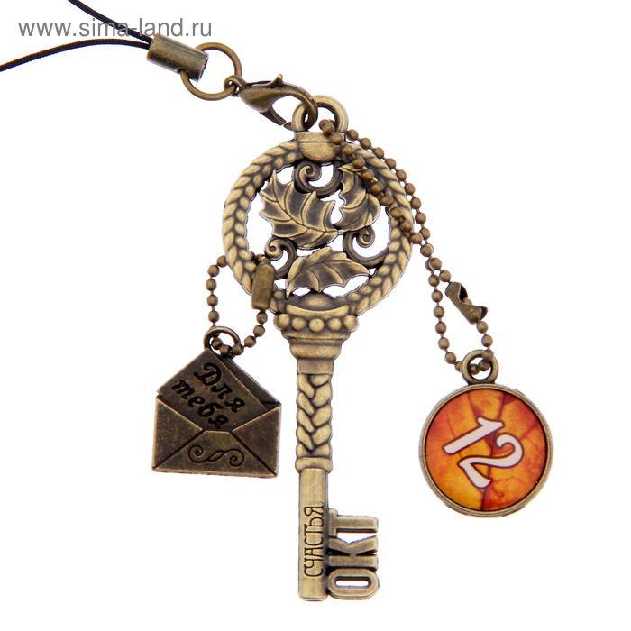 """Ключ сувенирный """"12 Октября"""", серия 365 дней"""