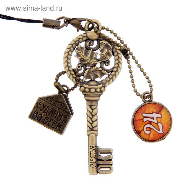 """Ключ сувенирный """"24 Октября"""", серия 365 дней"""
