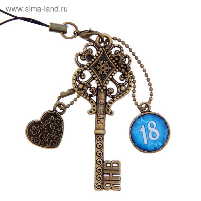 """Ключ сувенирный """"18 Января"""", серия 365 дней"""