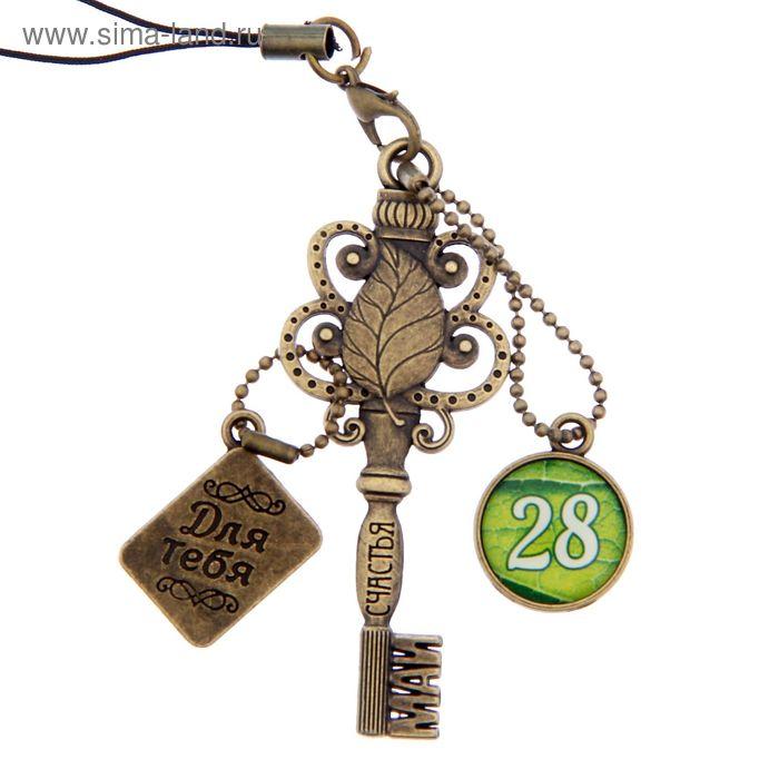 """Ключ сувенирный """"28 Мая"""", серия 365 дней"""