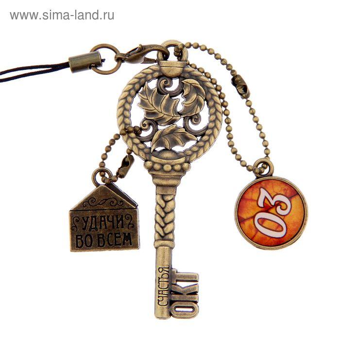 """Ключ сувенирный """"3 Октября"""", серия 365 дней"""