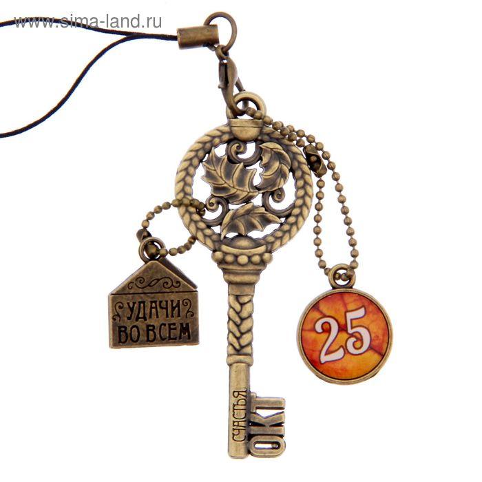 """Ключ сувенирный """"25 Октября"""", серия 365 дней"""