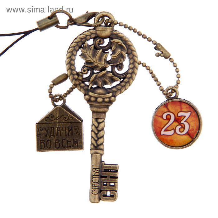 """Ключ сувенирный """"23 Сентября"""", серия 365 дней"""