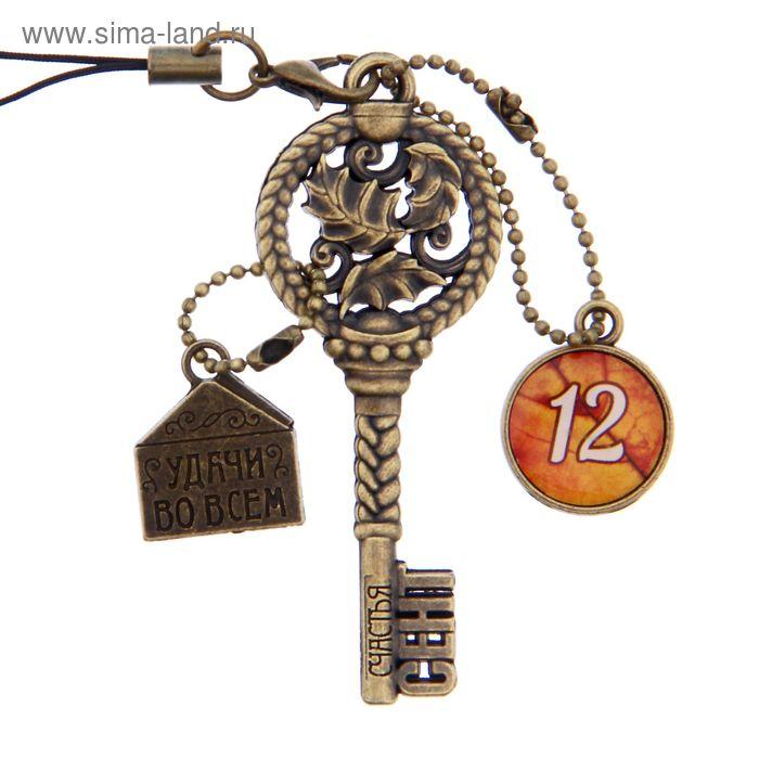 """Ключ сувенирный """"12 Сентября"""", серия 365 дней"""