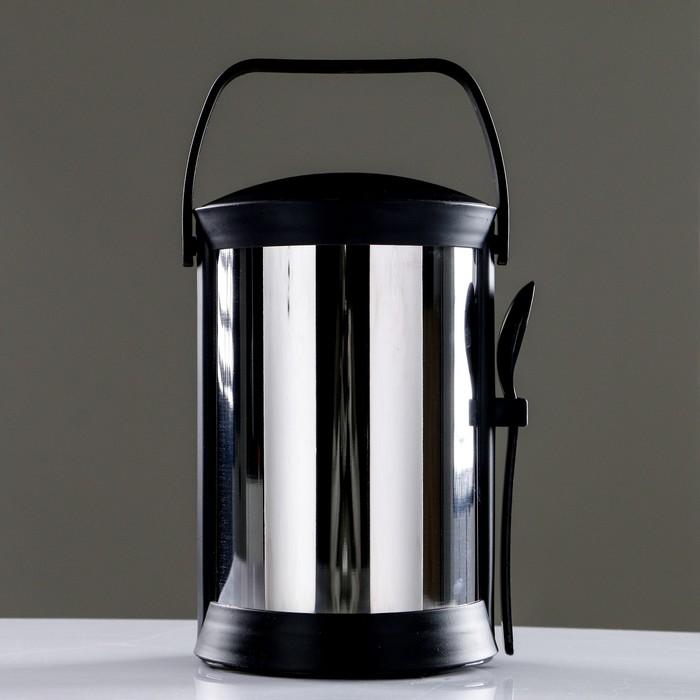 """Термос суповой """"Манепле"""" 1.2 л, держит тепло до 8 часов 12х20 см"""