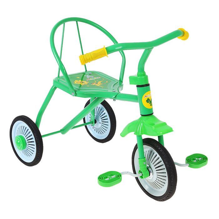 """Велосипед трехколесный """"Дино"""", колеса 8"""" и 6"""", цвета микс"""