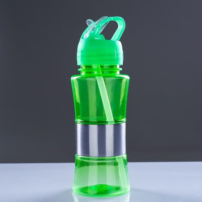 """Бутылка для воды """"Альтдорф"""" велосипедная 400 мл, микс"""