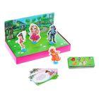 Настольная игра-сказка «Принцесса в Стране Чудес»