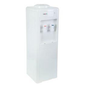 Кулер для воды LESOTO 16 LD, нагрев и охлаждение, 500/68 Вт, белый