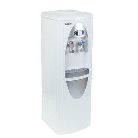 Кулер для воды LESOTO 444 LD, с охлаждением, 500 Вт, бело-серый