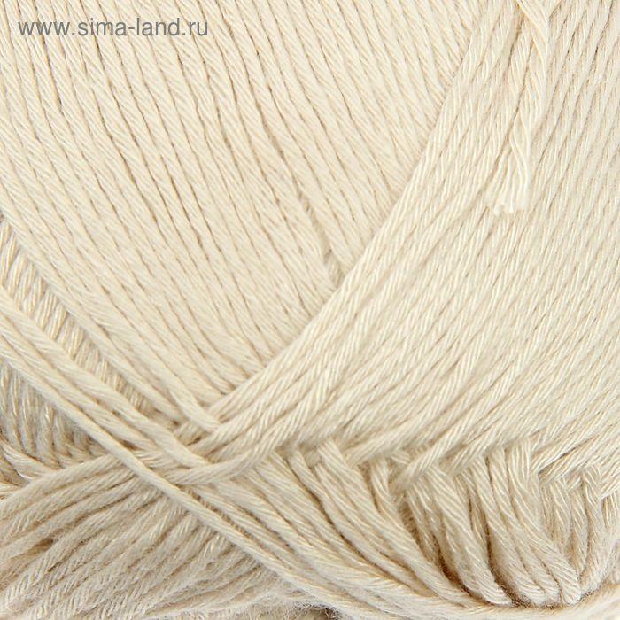 """Пряжа """"Bamboo Fine"""" 100% бамбук, 440м/100гр (67 молочно-бежевый)"""