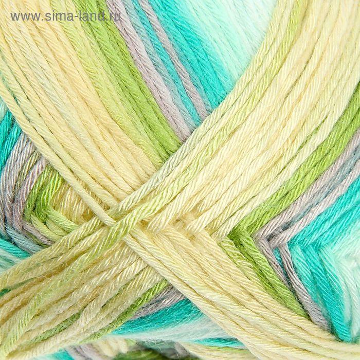 "Пряжа ""Bamboo Fine Batik"" 100% бамбук, 440м/100гр (5518)"