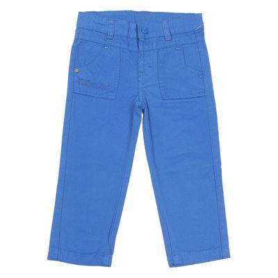Джинсы для девочки, рост 110 см (60), цвет голубой