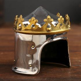 Сувенирный шлем 'Королевский' мини Ош
