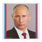"""Наклейка """"Путин В.В."""""""