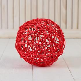 "Decor ball ""cite"", d-15 cm, mix"