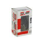 Саморезы универсальные TECH-KREP, 2.5х10 мм, жёлтый цинк, потай, 500 шт.