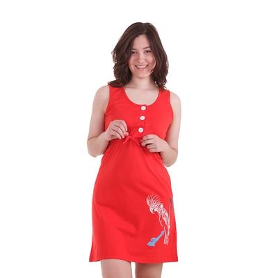 Сарафан женский, цвет МИКС, размер 44