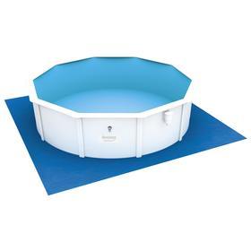 Подстилка для круглых бассейнов, 488 х 488 см, 58003 Bestway