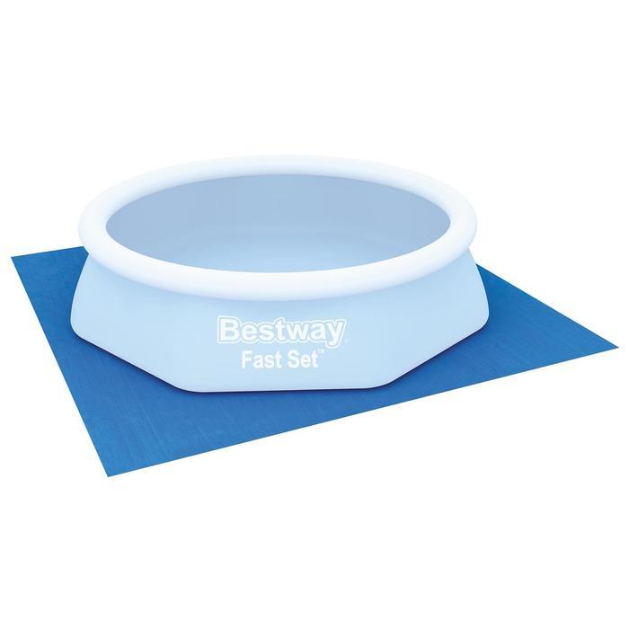 Подстилка для круглых бассейнов, 274 х 274 см, 58000 Bestway