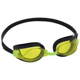 Очки для плавания Pro Racer, от 7 лет, цвета МИКС, 21005 Bestway