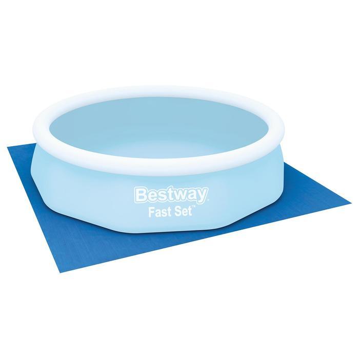 Подстилка для круглых бассейнов, 335 х 335 см, 58001 Bestway - фото 1632667