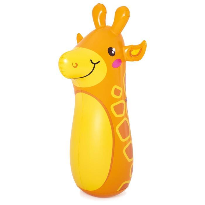 Игрушка для боксирования надувная «Животные», 89 см, от 3 лет, цвета МИКС, 52152 Bestway