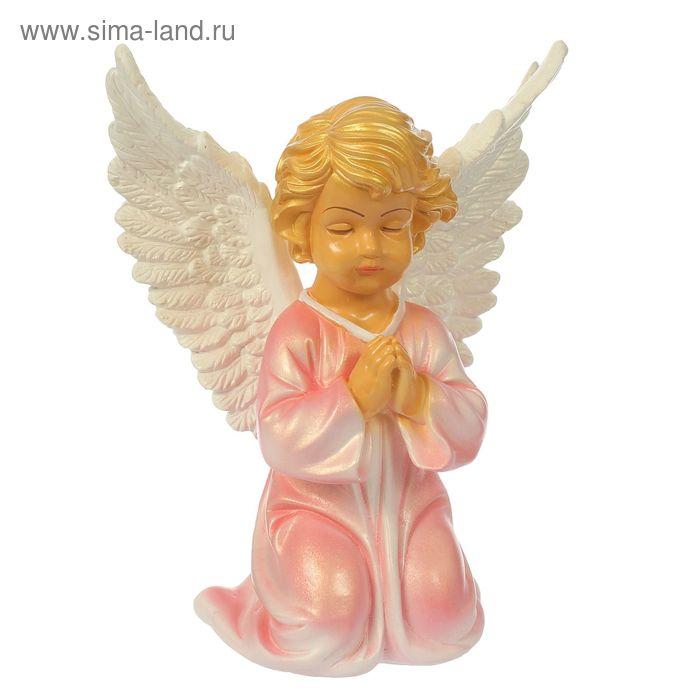 """Статуэтка """"Ангел с большими крыльями"""" микс"""