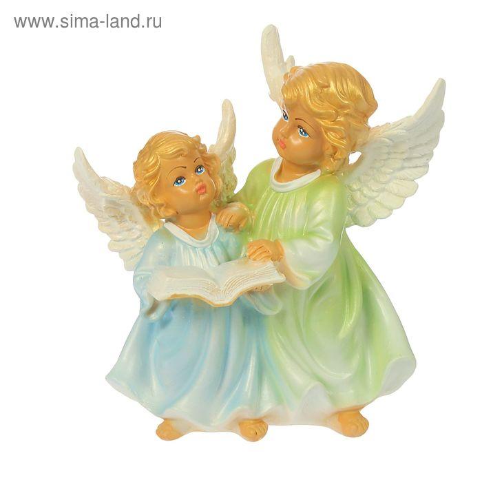 "Статуэтка ""Пара ангелов"" микс"