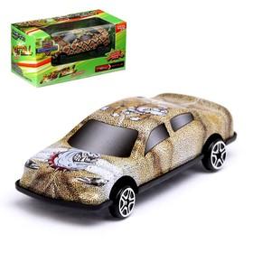 Машина металлическая «Сафари», цвета МИКС