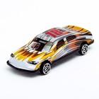 Машина металлическая «Рейсинг», цвета МИКС