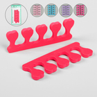 Разделители для пальцев «Сердечки», 2 шт, цвет МИКС
