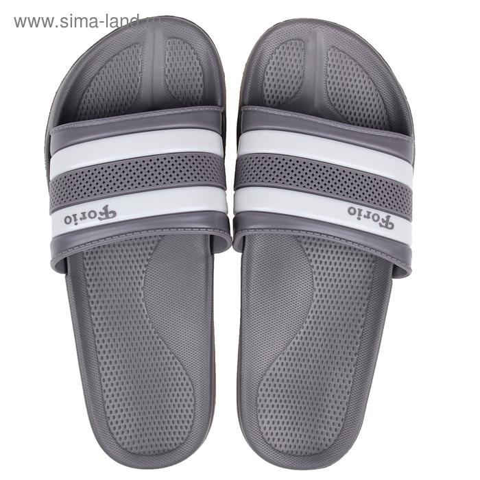 Туфли пляжные Forio арт. 239-5701 (серый) (р. 36)