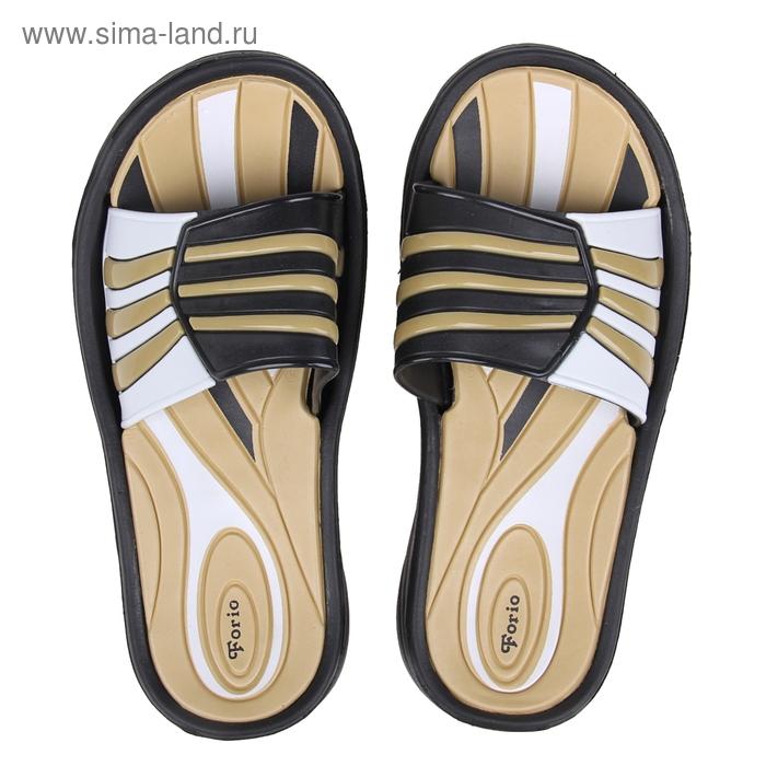 Туфли пляжные детские Forio арт. 238-2814 (черный) (р. 32)