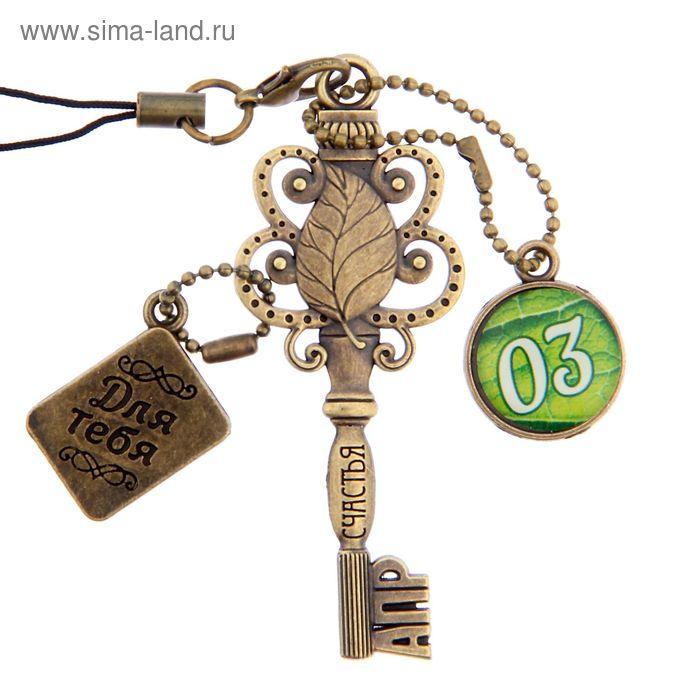 """Ключ сувенирный """"3 Апреля"""", серия 365 дней"""